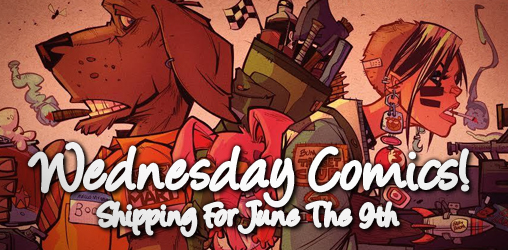 [Comics Wednesday 10/06/2015]