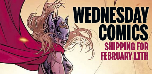[Comics Wednesday 11/02/2015]