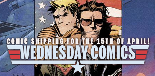 [Comics Wednesday 15/04/2015]