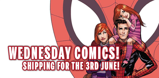 [Comics Wednesday 03/06/2015]