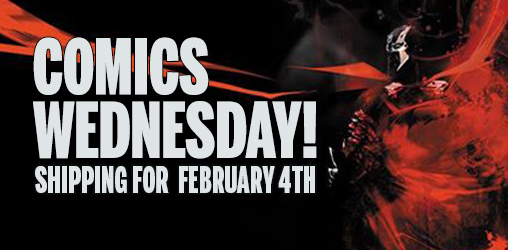 [Comics Wednesday 04/02/2015]