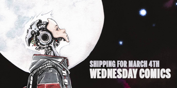 [Comics Wednesday 04/03/2015]