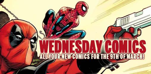 [Wednesday Comics 09/03/2016]
