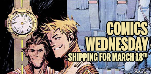 [Comics Wednesday 18/03/2015]