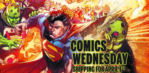 [Comics Wednesday 01/04/2015]