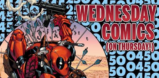 [Comics Wednesday 09/04/2015]
