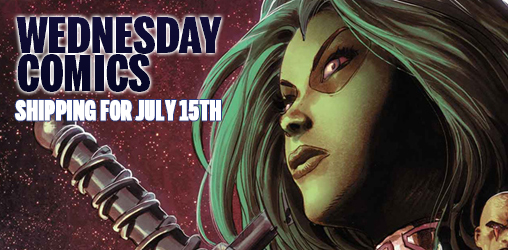 [Comics Wednesdays 15/07/2015]