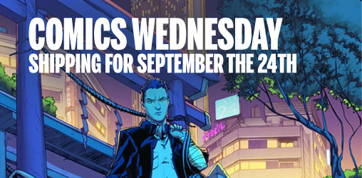 [Comics Wednesday 24/09/2014]