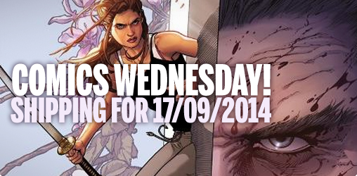 [Comics Wednesday 17/09/2014]