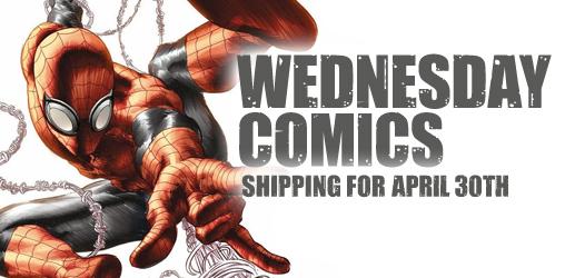 [Comics Wednesday 30/04/2014]
