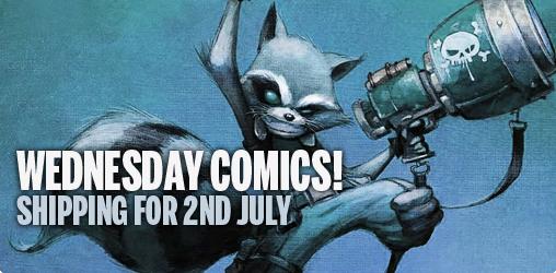 [Comics Wednesday 02/07/2014]