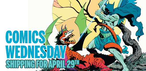 [Comics Wednesday 29/04/2015]