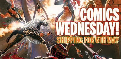 [Comics Wednesday 06/05/2015]