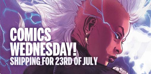 [Comics Wednesday 23/07/2014]