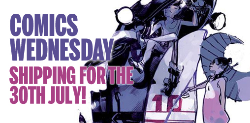 [Comics Wednesday 30/07/2014]