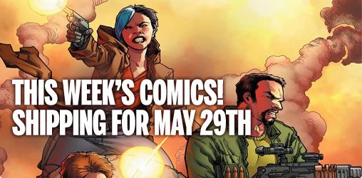 [Comics Wednesday 29/05/2014]