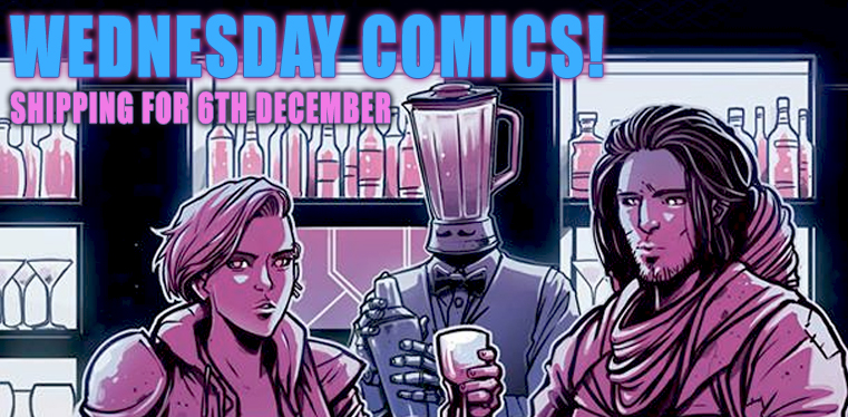 [Wednesday Comics 06/12/2017]