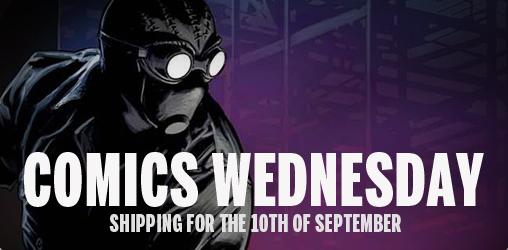 [Comics Wednesday 10/09/2014]
