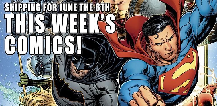 [Wednesday Comics 06/06/2018]