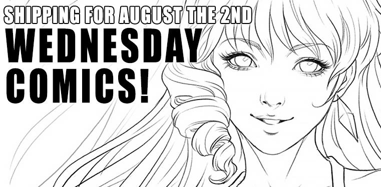 [Wednesday Comics 02/08/2017]