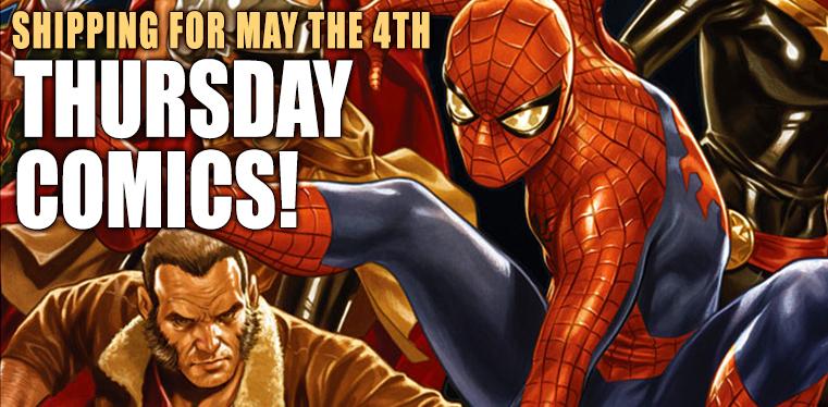 [Wednesday Comics 04/05/2017]