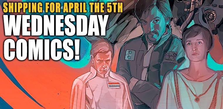 [Wednesday Comics 05/04/2017]