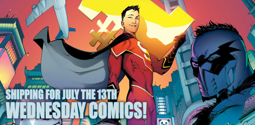 [Wednesday Comics 13/07/2016]