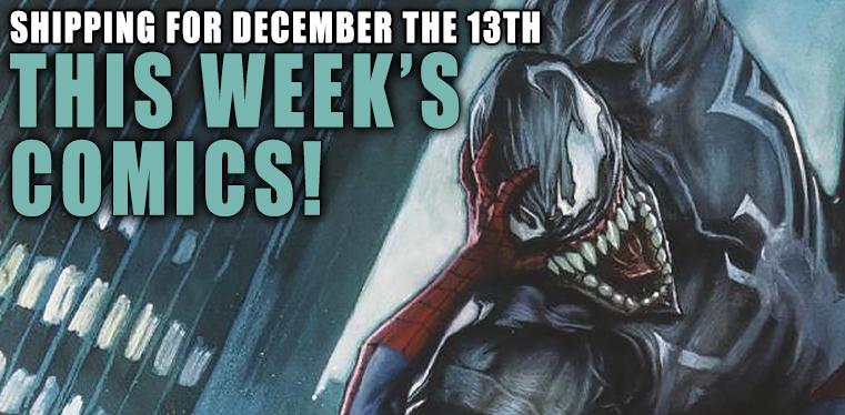 [Wednesday Comics 13/12/2017]