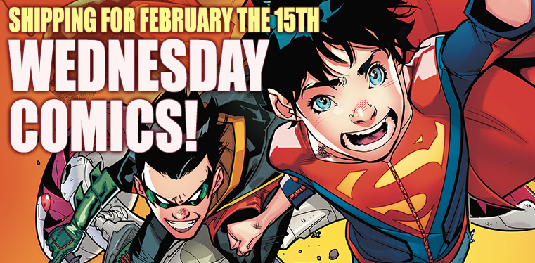 [Wednesday Comics 15/02/2017]