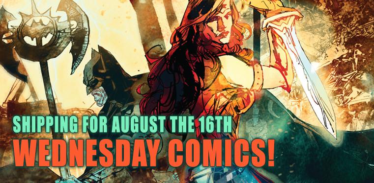 [Wednesday Comics 16/08/2017]