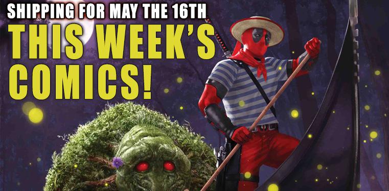 [Wednesday Comics 16/05/2018]