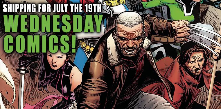 [Wednesday Comics 19/07/2017]