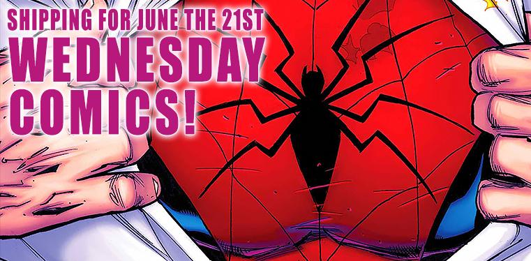 [Wednesday Comics - 21/06/2017]