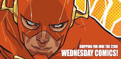 [Wednesday Comics 22/06/2016]
