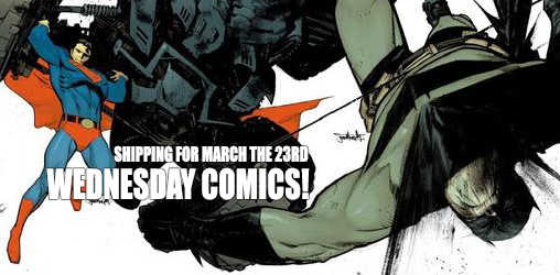 [Comics Wednesday 23/03/2016]