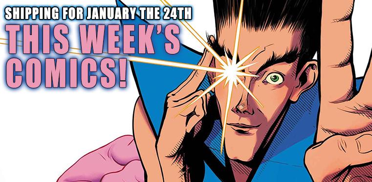 [Wednesday Comics 24/01/2018]