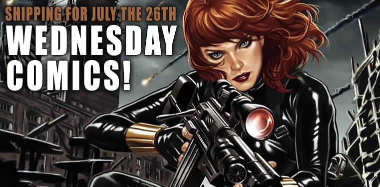 [Wednesday Comics 26/07/2017]