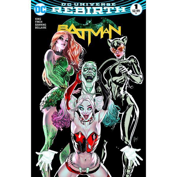 Pre-order Our Batman#1 Variant @ ForbiddenPlanet.com
