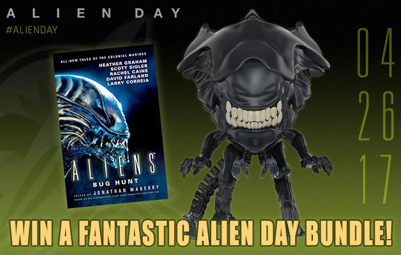 [Enter Our Alien Day Competition]