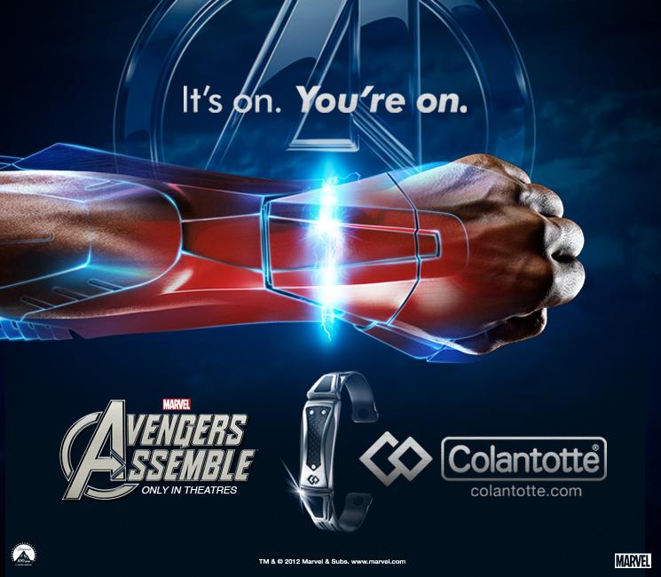 Win A Colantotte Tony Stark Bracelet Entry