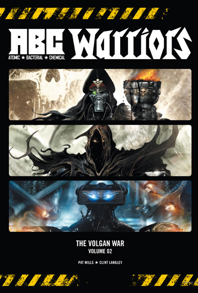 [ABC Warriors: The Volgan War Volume 2 ]