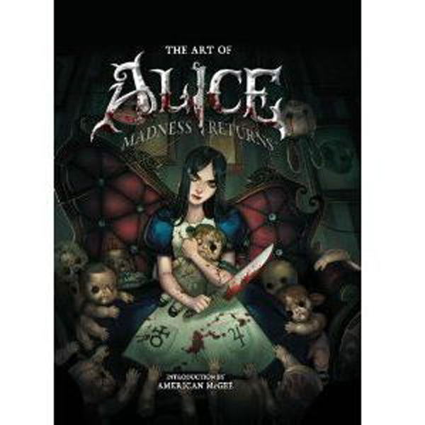 [The Art of Alice: Madness Returns ]