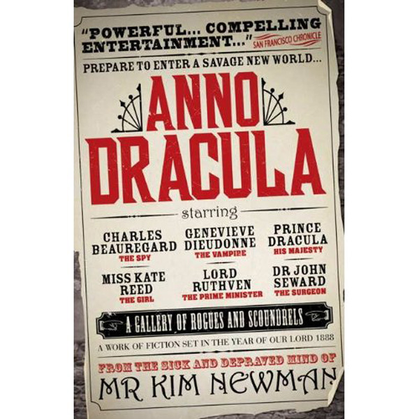 [Anno Dracula, by Kim Newman ]