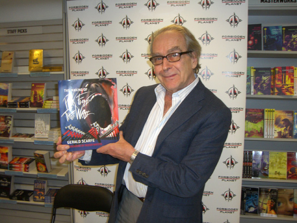 [Gerald Scarfe at Forbidden Planet ]