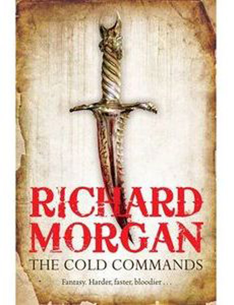 [The Cold Commands, by Richard Morgnan]