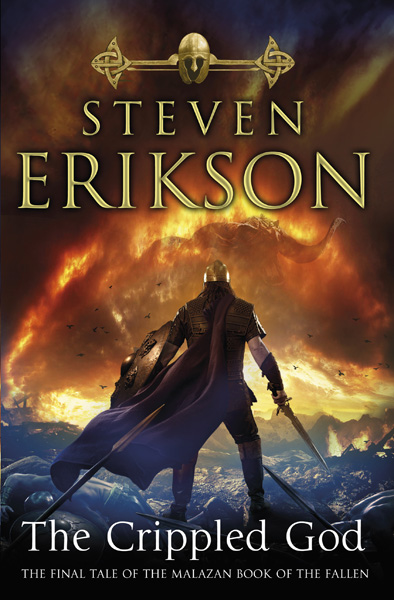 [The Crippled God, by Steven Erikson ]