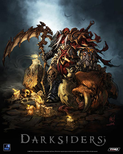 [Darksiders, by THQ ]