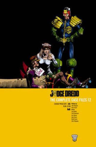 [Judge Dredd Case Files Vol 12 ]