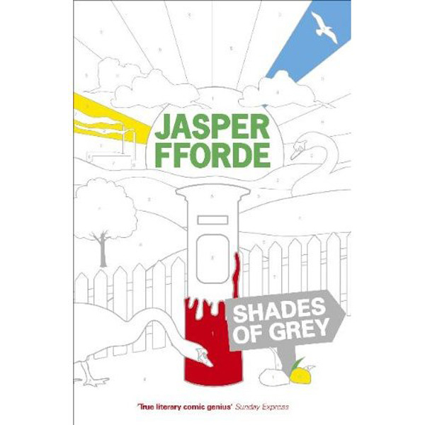 [Shades of Grey, by Jasper Fforde ]
