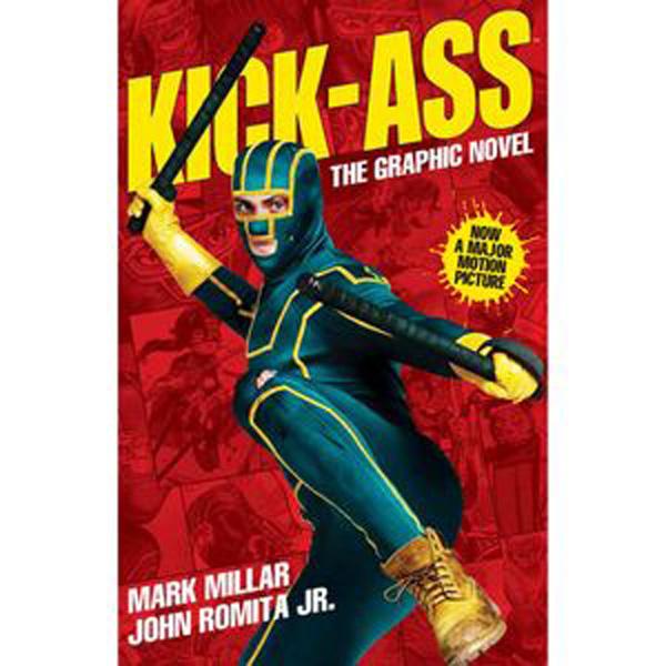 [Kick-Ass by Mark Millar and John Romita Jr ]